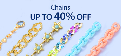 Chains Up To 40% OFF